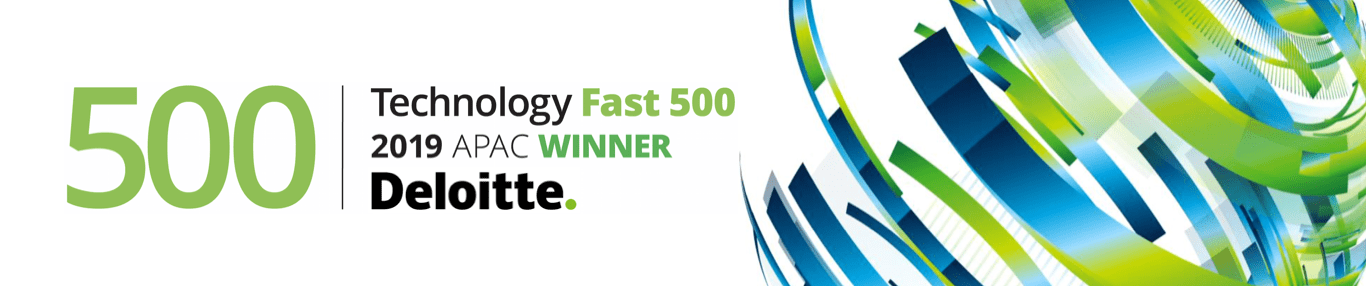 Deloitte Fast 500 2019 Technology winner