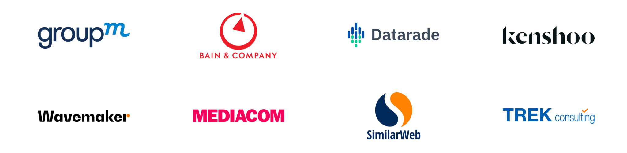 DataWeave Partner list